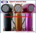 New Multi Function Mini Sport Sound Box MP3 Player portable sound speaker