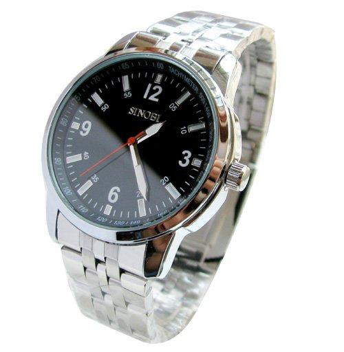 Stylish Simple Quartz Wrist Watch - White (1 x 1.55V) - Worldwide Free