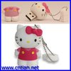 Free Shipping Wholesale Guaranteed full capacity Hello Kitty USB Flash Drive 1GB 2GB 4GB 8GB 16GB, 10pcs/lot