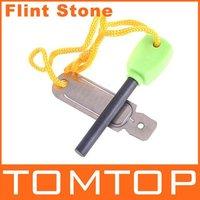 Набор для путешествий Discount Outdoor Survival Magnesium Flint Fire Stone Maker Starter Lighter H4528 Dropshipping