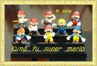 Фигурки главных героев и персонажей Super Mario плюш