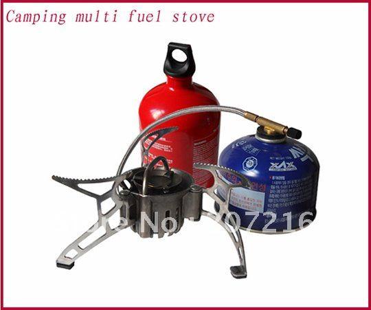 Env o libre que acampa fuerte fuego de gas cocina de - Botella camping gas ...