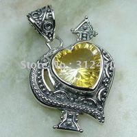 Joyería de plata hechos a mano 5PCS mística piedra preciosa topacio joyas gratis LP0012 de envío (China (continental))