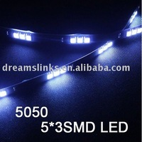 Подводное освещение 3x1 3W LED Underwater Light For Swimming pool DC12V, IP68 RED YELLOW BLUE GREEN WHITE