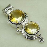Suppry 5PCS moda de joyería de plata hechos a mano de piedras preciosas joyas topacio místico libre LP0453 de envío (China (continental))