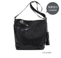 Сумка для цифровых устройств NEW Genuine leather Men's dual-use commercial Laptop package Handbags / shoulder bags