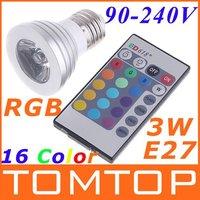 Светодиодная лампа E27 10W 220V 60 1080LM SMD