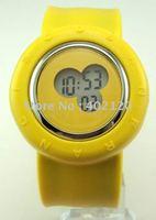 Envío gratis por mayor Nueva silicona reloj deportivo, reloj micky, reloj de pulsera, de hombres y una mujer reloj (China (continental))