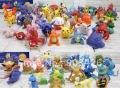 Free shipping!! fashion pokemon PVC figure toy model cartoon figure (230pcs/set) G0200 on sale Wholesale & Dropshipping