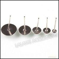 Застежки для ювелирных изделий Lalang 30pcs/& 2,5 160761