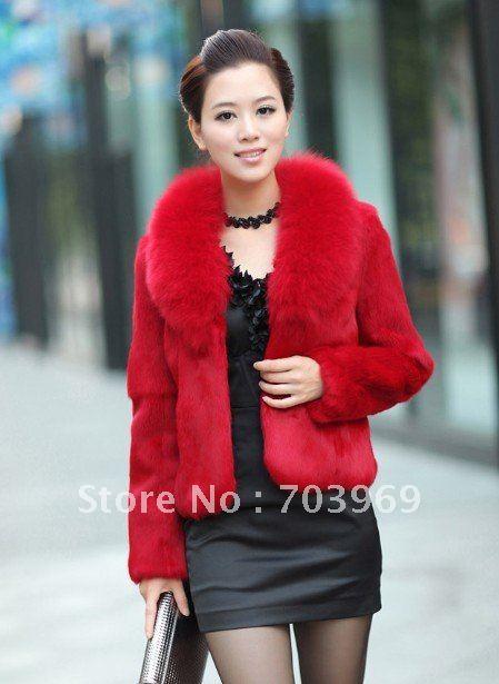Red Fur Coats