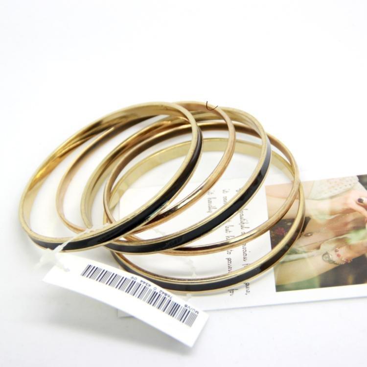 wholesale free sample 1set/lot - beautiful bohemia long dress accesory hand jewelry 3 circle b ...