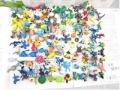 Free shipping!! fashion pokemon PVC figure mini figure toy model cartoon figure (144pcs/set) G0247 on sale Wholesale