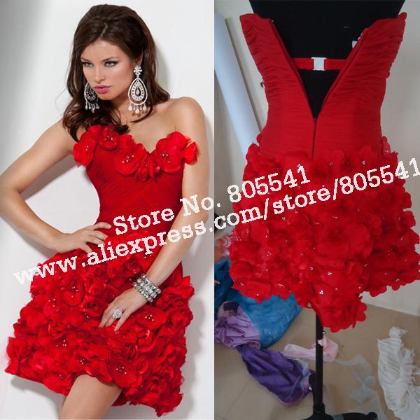Custom Made Cocktail Dresses