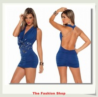 Коктейльное платье 2012 New sexy party dress, fashion ladies' dress, evening dresses, Unused, size, NA2192, White