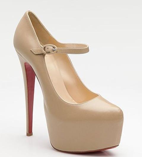 high heels women shoes nude color leather pumps platform high heel shoes