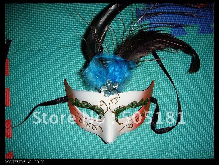 2 piece halloween masks