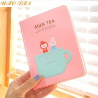 Ежедневник New cooky girl diary book/Notepad/Memo/agenda/note book/Fashion Gift