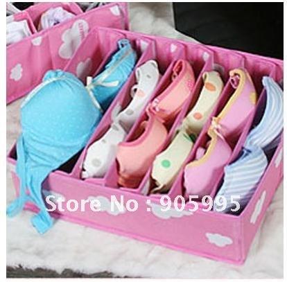 Organization storage boxes diy underwear storage good storage