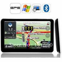 GPS-навигатор 4.3 Bluetooth GPS