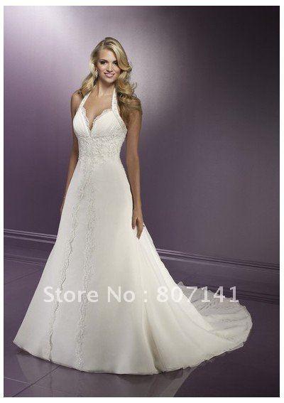 white hippie wedding dress