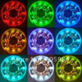5M RGB Waterproof 300 LED Strip+44 key IR Remote+power High Quality Fast Post