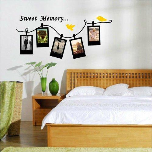 """Sweet Memory Wallpaper Sticker""""sweet Memory"""",wall"""