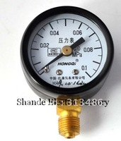 Манометр Dial diameter: 60mm 0-0.25MPA electric-contact pressure gauge