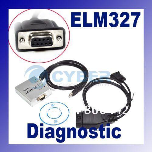 V1.5 ELM327 Interface Mini Car Diagnostic Inspection USB OBD 2 II OBD2