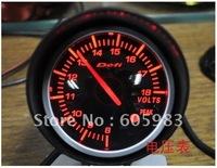 """Панельный прибор для мотоциклов KET 2.5"""" 60 AP . r.m.p"""