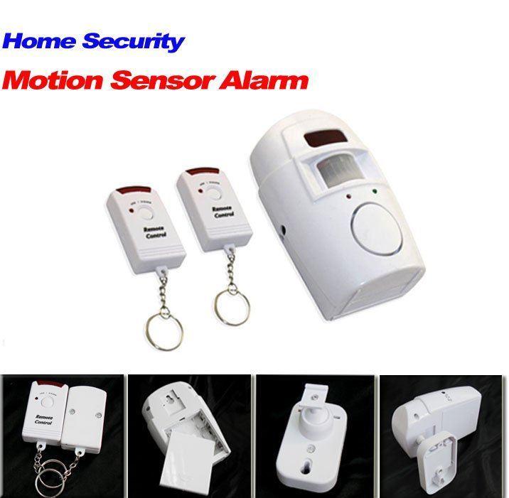 Remote Motion Detector