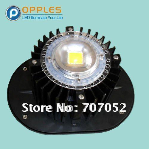 70W LED High Bay Light  over 6300LM 100% Epistar LED 90-100LM/W AC85-265V IP65 Factory Warranty: 2 ...