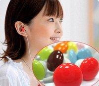 Наушники Many color 3.5MM Earphone Headphone For iPod MP3 MP4 32GB CD Player PSP 10pcs/lot