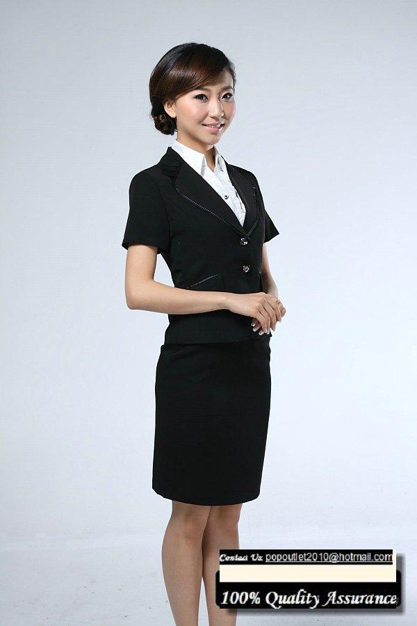 Black Women Suit Woman Dress Suit Woman Black