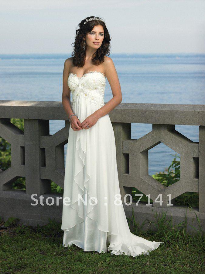 Outside Wedding Dresses