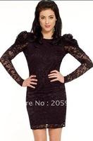 Сексуальная ночная сорочка Sexy lingeries Clubwear Nightclub minidress Scorpion Beauty Club Dress 2366