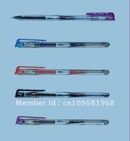 Гелевая ручка gel ink pen GP-2220 press Gel 0.5mm, Woke Series, shter stationery