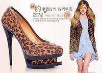 Туфли на высоком каблуке New Design KVOLL Elegant Lady's Beaded flowers Double Waterproof shoes Sexy Stiletto High Heel shoes.D5280, D5281