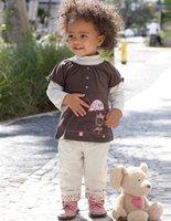милый дизайн модной медведь модель мальчика костюм