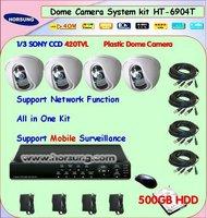 Cheap Camera Surveillance Systems