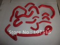 skyline GTR R32 R33 R34 RB26DET silicone heater hose kit red