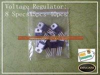 Различные электронные аксессуары общий 24-решетка-большой