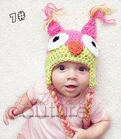 Bear Ears Baby Beanie Hat Crochet Pattern by