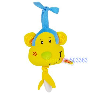 Babies Cribs Sale on 12pcs Whole Sale Tolo Infant Crib Toys Puppets   Baby Rattles Toys