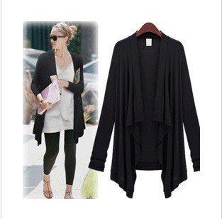 Black Sweater Jacket Photo Album - Reikian