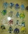 Free shipping! action PVC figure ben 10 figure model collectible figure cartoon figure(17pcs/set) G0471 on sale wholesale