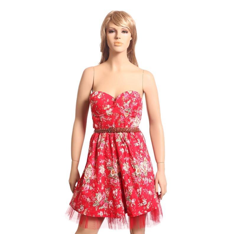 Free shipping fashion chiffon dress, new designer lady ...