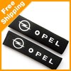 1Pair Car Auto Embroidered Seat Belt Cushion Cover Pad for Opel #1393