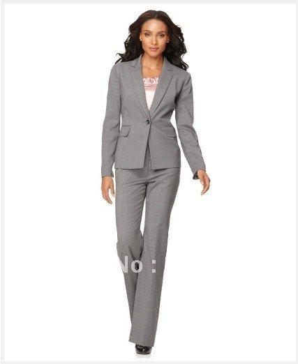 Grey Women Suits