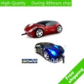 Higi-Quality Sports Car Optical Mouse car mouse gift mouse usb 2.0 Free Shipping DHL UPS EMS HKPAM CPAM